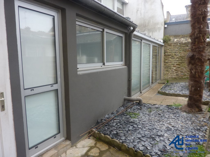 Vente local commercial Pontivy 137 500€ - Photo 1