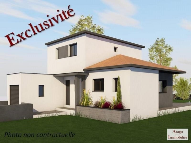 Vente maison / villa Salses le chateau 229 500€ - Photo 1
