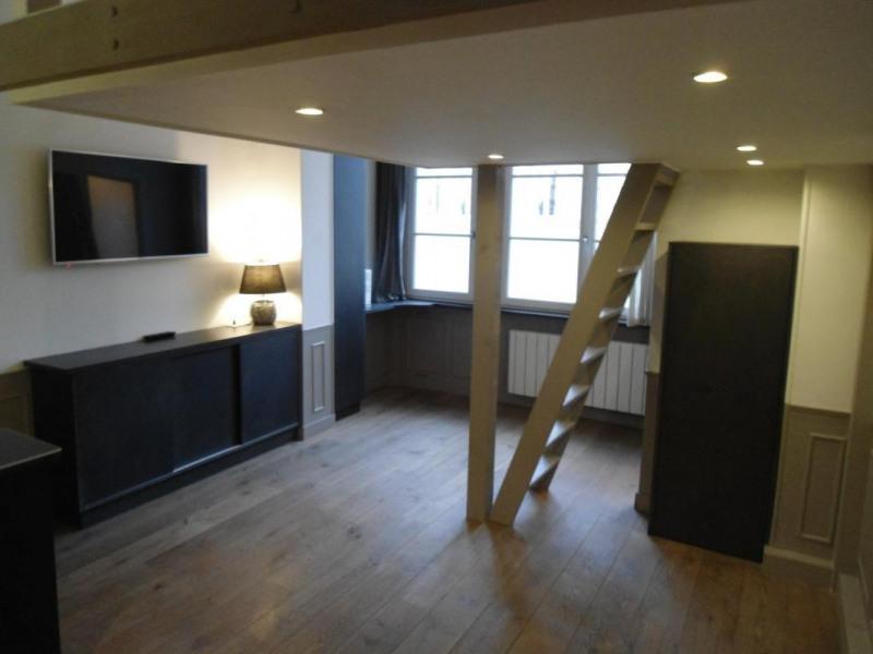 Deluxe sale apartment Deauville 147500€ - Picture 1