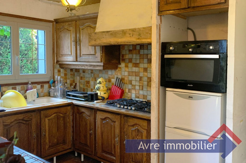 Vente maison / villa Verneuil d'avre et d'iton 148000€ - Photo 4