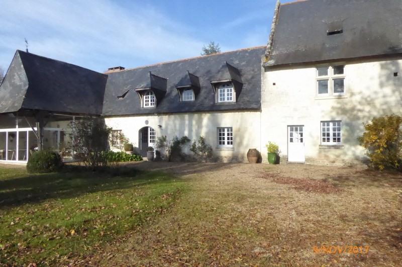 Vente de prestige maison / villa Angers 30 mn sud est 360000€ - Photo 1