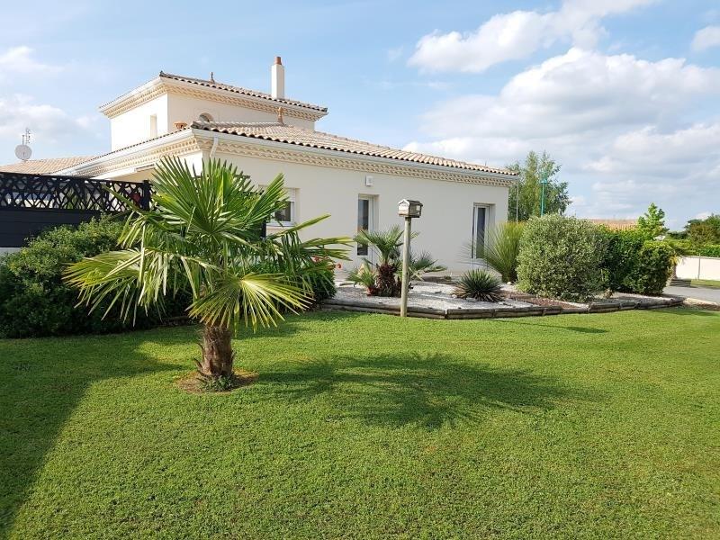 Vente maison / villa Gemozac 507150€ - Photo 5
