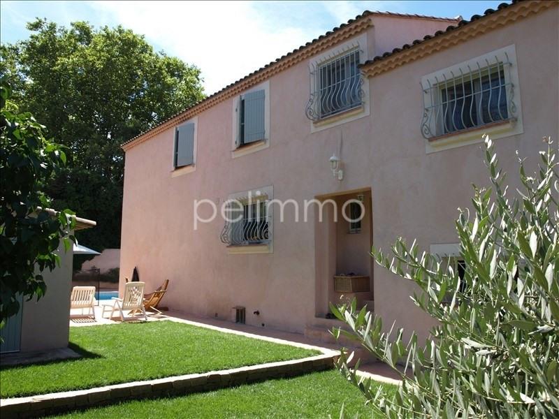 Vente de prestige maison / villa Rognes 845000€ - Photo 5