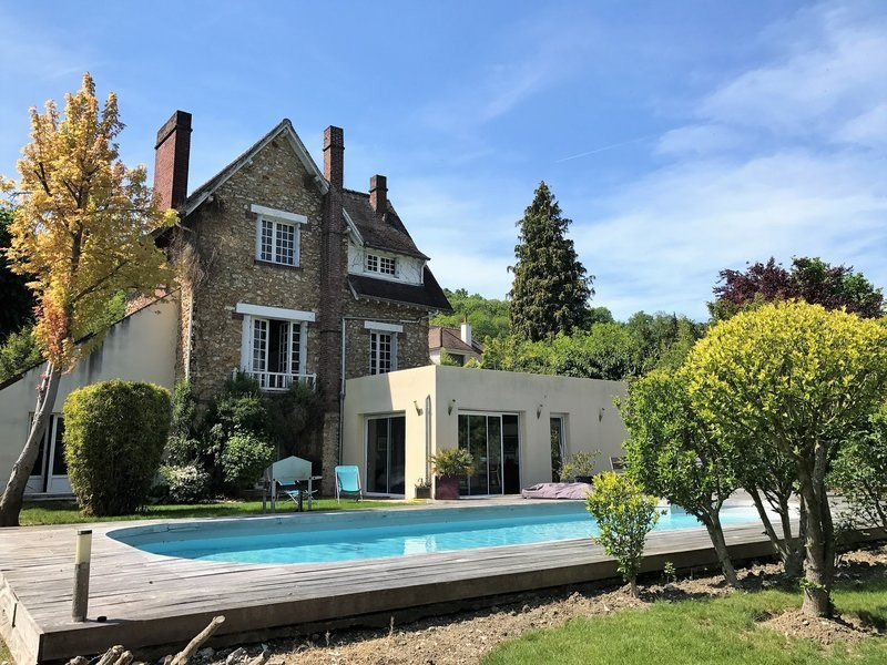 Venta de prestigio  casa Villennes sur seine 1290000€ - Fotografía 1