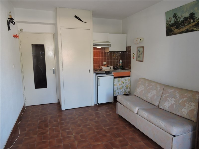 Vente appartement La grande motte 60 000€ - Photo 1