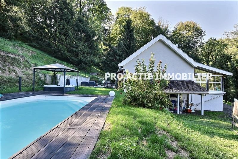 Vente maison / villa St martin d'uriage 499000€ - Photo 13
