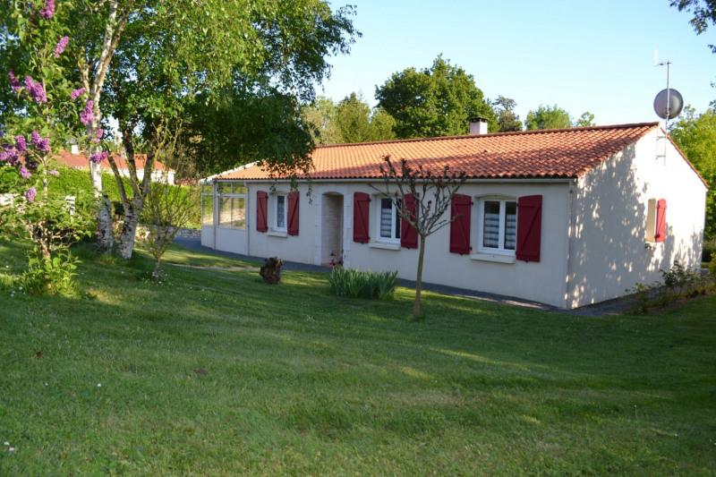 Sale house / villa Talmont st hilaire 272000€ - Picture 4