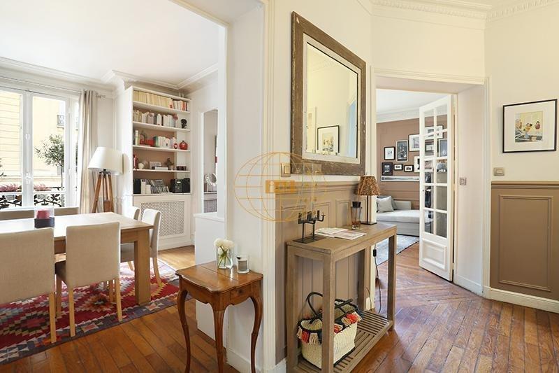 Vente de prestige appartement Neuilly sur seine 1445000€ - Photo 8