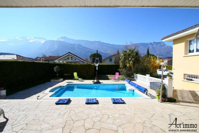 Vente maison / villa Varces allieres et risset 549000€ - Photo 4