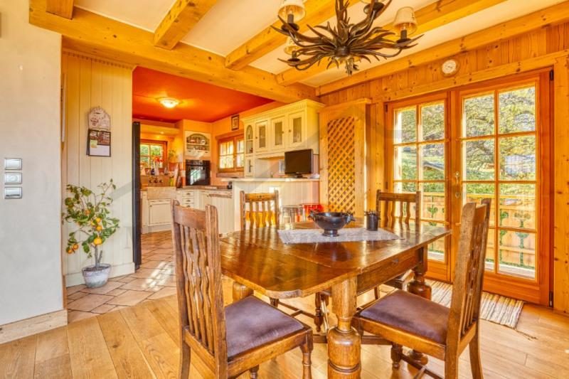 Vente de prestige maison / villa Combloux 1150000€ - Photo 5