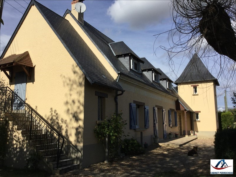 Sale house / villa La chartre sur le loir 188125€ - Picture 2