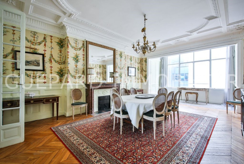 Vente de prestige appartement Paris 16ème 3 220 000€ - Photo 8