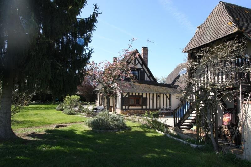 Vente maison / villa La ferriere sur risle 368 000€ - Photo 2