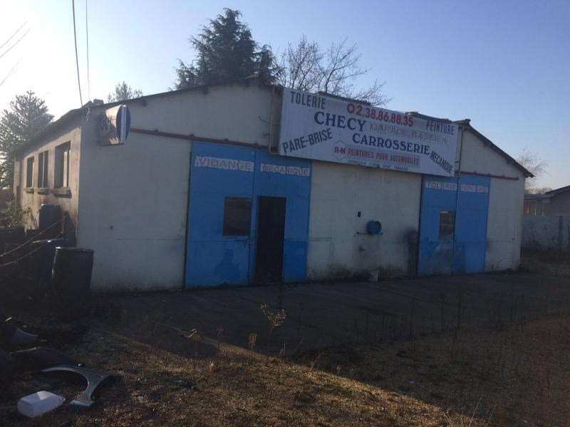 Vente local commercial Checy 170 000€ - Photo 2
