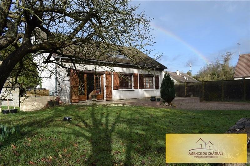Sale house / villa Rosny sur seine 218000€ - Picture 1