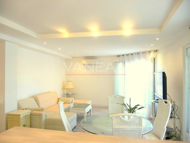 Vente de prestige appartement Juan-les-pins 316 000€ - Photo 2