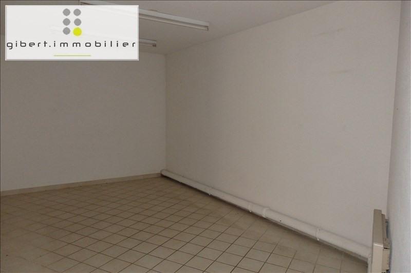Location local commercial Le puy en velay 1200€ HT/HC - Photo 4
