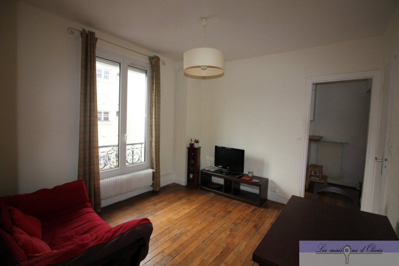 Vente appartement Paris 15ème 370800€ - Photo 2