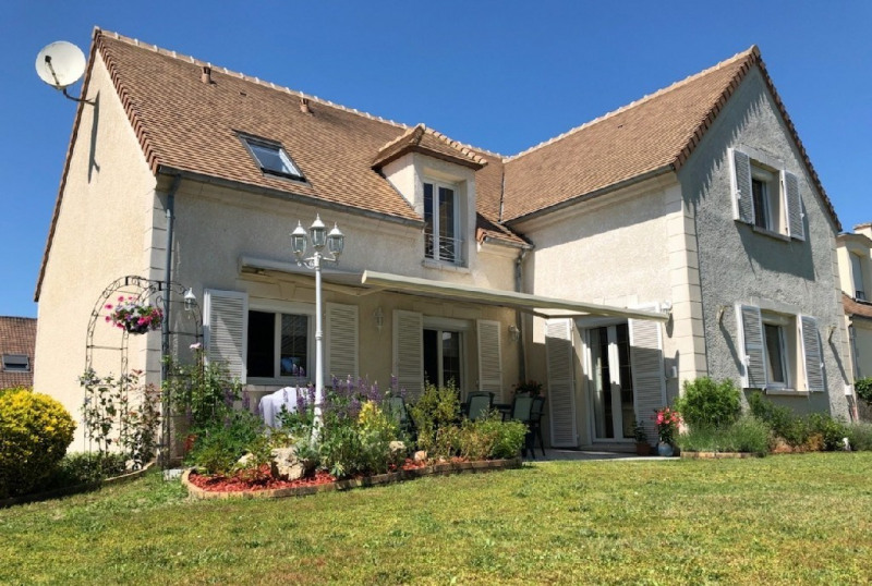 Sale house / villa Bois le roi 624000€ - Picture 1