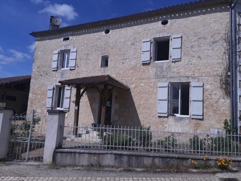 Vente maison / villa Blanzaguet-saint-cybard 156600€ - Photo 1