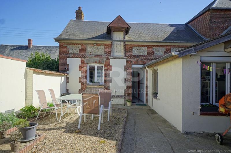 Vente maison / villa Les thilliers-en-vexin 107000€ - Photo 7
