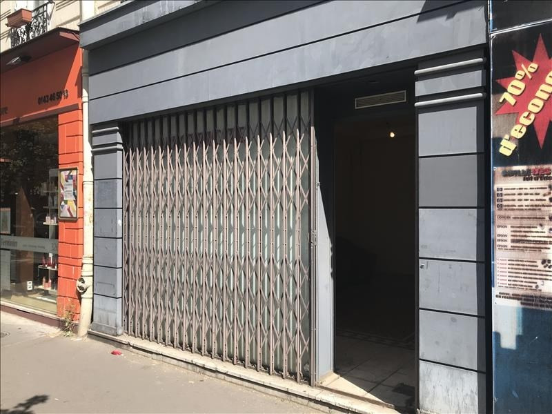 Venta  tienda Paris 12ème 454000€ - Fotografía 8