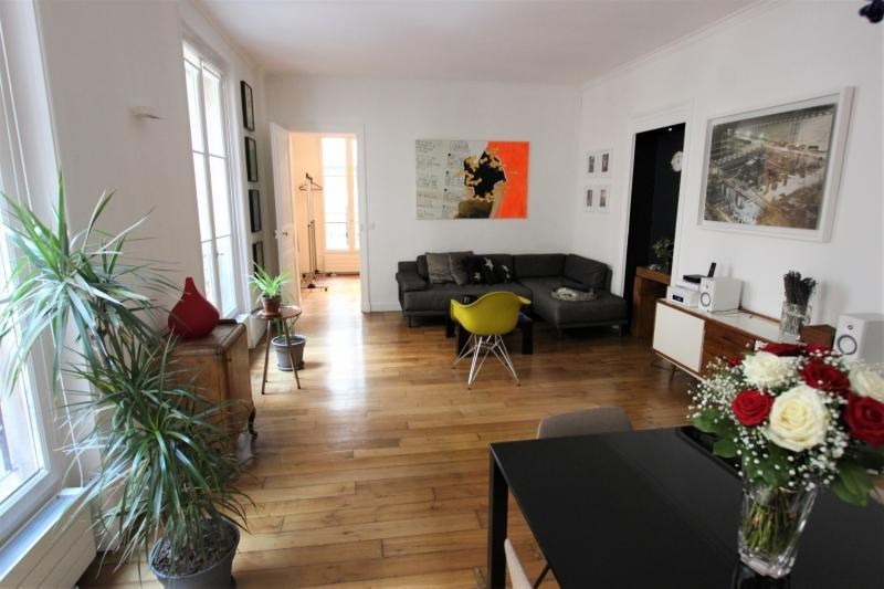 Vente appartement Paris 3ème 960 000€ - Photo 2