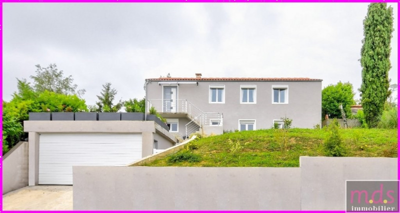 Deluxe sale house / villa Montrabe 428 000€ - Picture 1