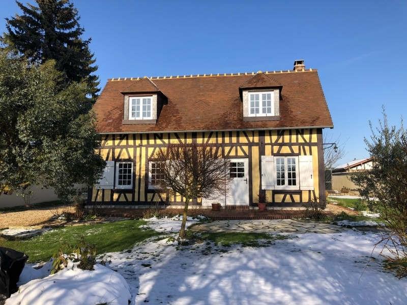 Vente maison / villa Les thilliers en vexin 231000€ - Photo 2