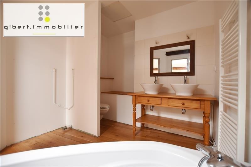 Sale house / villa Vals pres le puy 148500€ - Picture 9