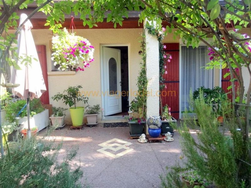 Life annuity house / villa Marsillargues 217 500€ - Picture 1