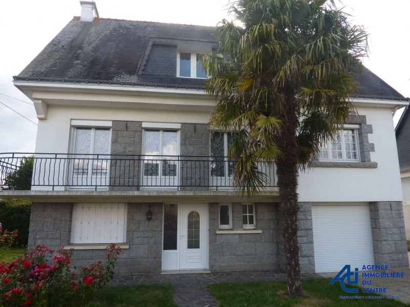 Vente maison / villa Plumeliau 137000€ - Photo 1