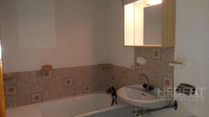 Vente appartement Saint gervais les bains 110000€ - Photo 4