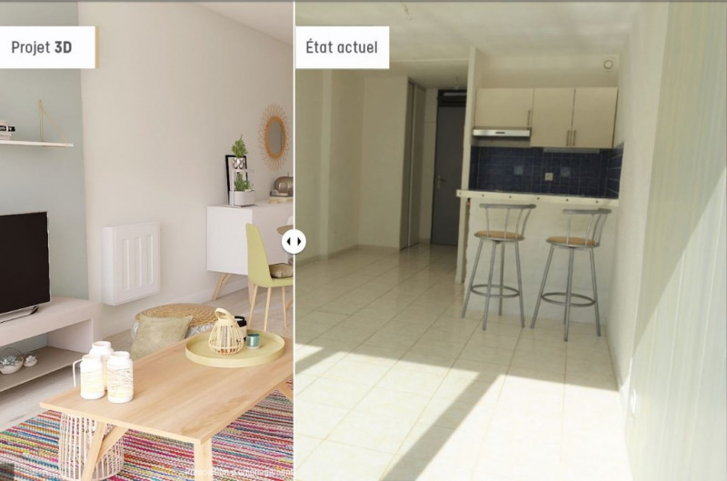 Sale apartment La grande motte 73000€ - Picture 3