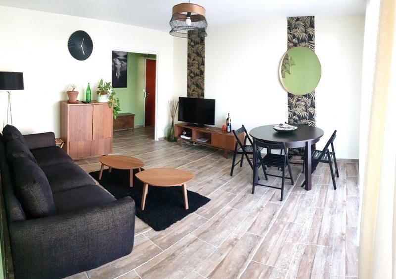 Appartement 3 pièces balcon + cave