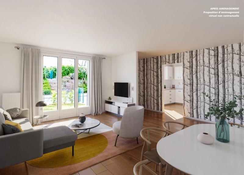 Appartement Rez-de-jardin - 96 m² - 3 ch