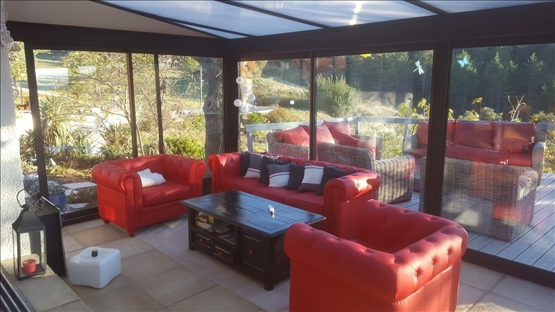 Vente de prestige maison / villa Villefloure 659000€ - Photo 5