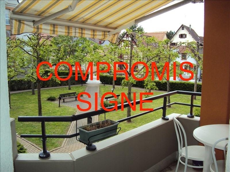 Vente appartement Riedisheim 142000€ - Photo 1