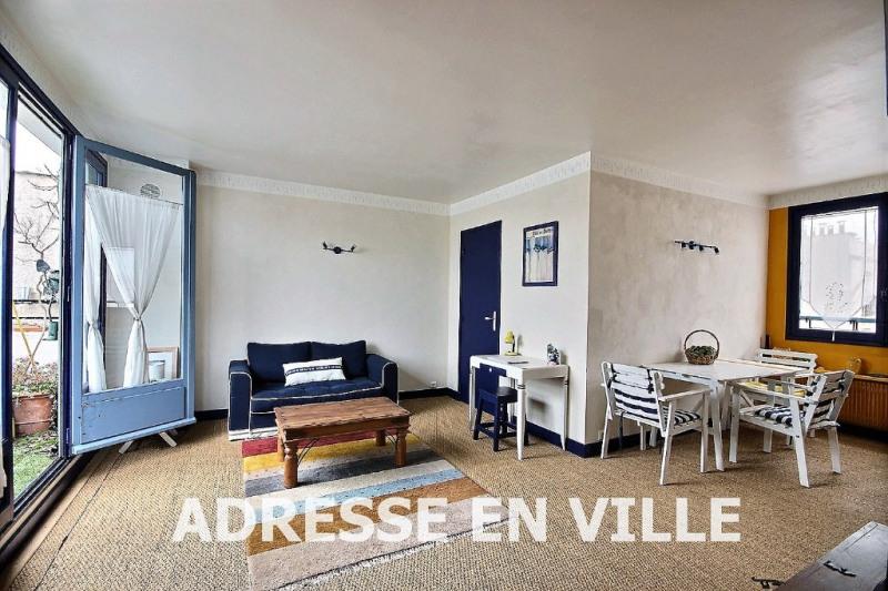 Verkoop  appartement Levallois perret 443000€ - Foto 8