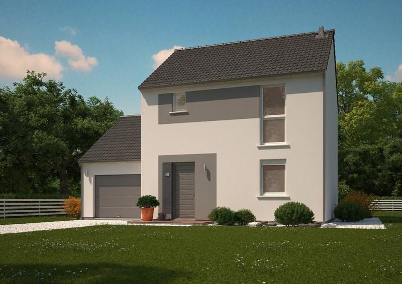 Vente maison / villa Saint-ouen-l'aumône 313000€ - Photo 1
