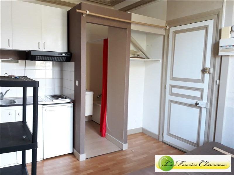 Location appartement Angoulême 220€ CC - Photo 1