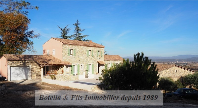 Vente de prestige maison / villa St martin d ardeche 690000€ - Photo 8