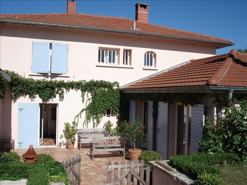Vente de prestige maison / villa Marcy l etoile 695000€ - Photo 2