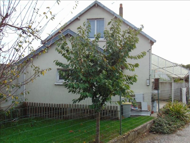 Vente maison / villa Cholet 109000€ - Photo 1