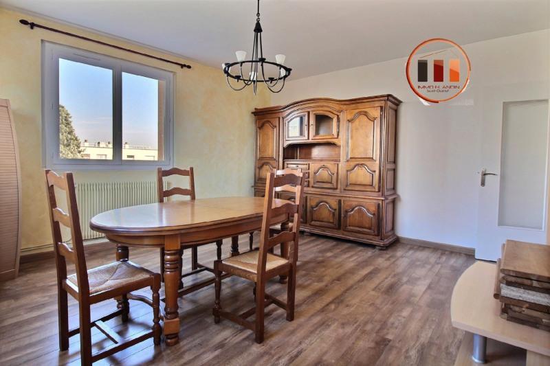 Sale apartment Vernaison 153000€ - Picture 2