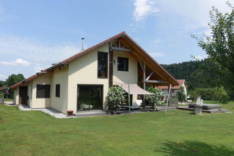 Vente maison / villa La chaux-du-dombief 323000€ - Photo 12