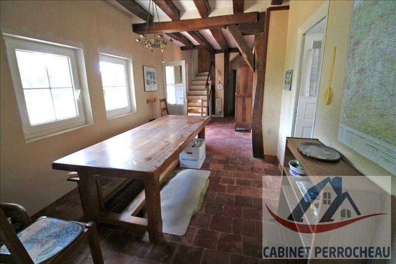 Vente maison / villa La chartre sur le loir 129000€ - Photo 3