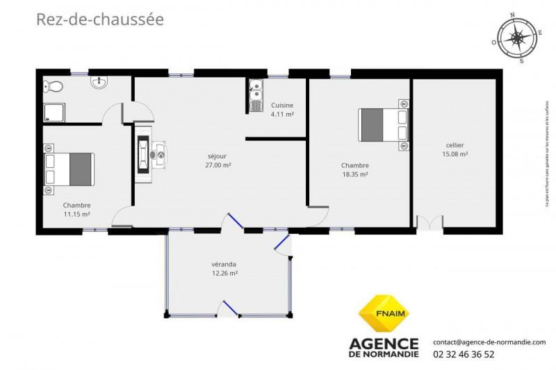 Vente maison / villa Montreuil-l'argille 75000€ - Photo 3