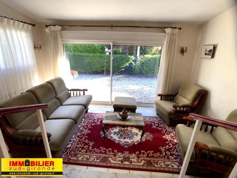 Vente maison / villa Podensac 228000€ - Photo 7