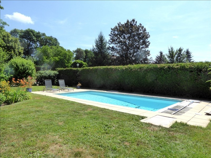 Vente maison / villa Sergy 899000€ - Photo 1